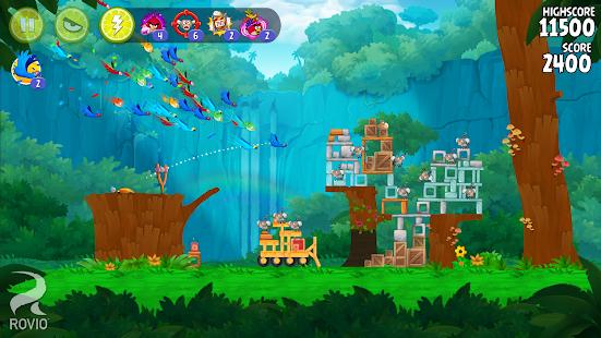 Angry Birds Rio Mod Apk Latest