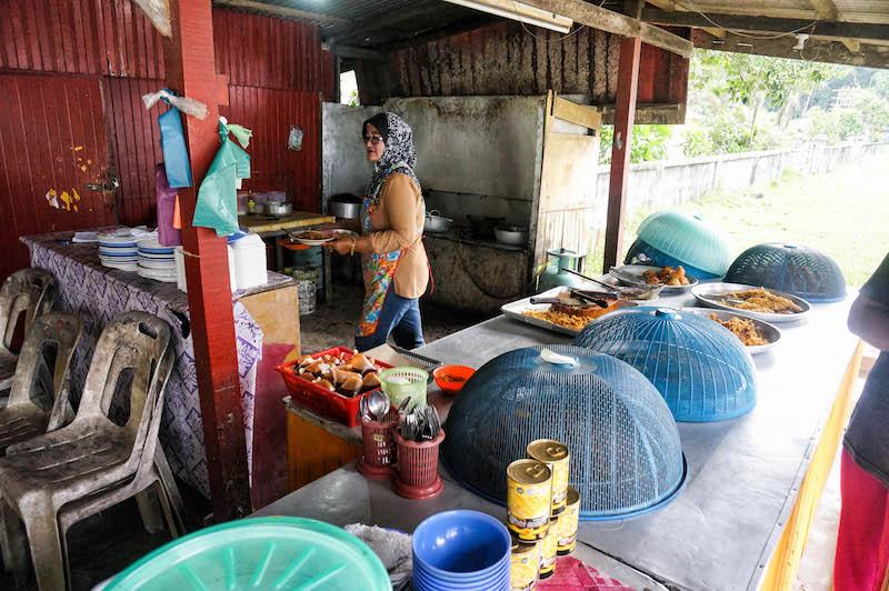wakacje w Malezji, Malezja street food, uliczne jedzenie w Malezji