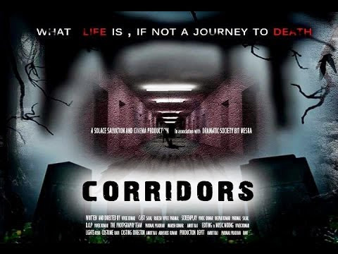 Poster Of Bollywood Movie Corridors 2014 300MB HDRip 576P Full Hindi Movie