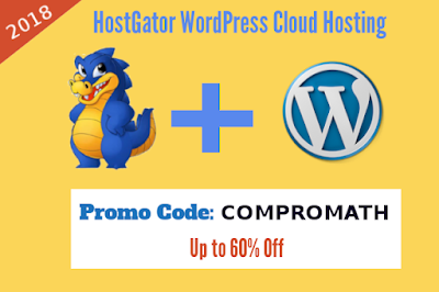 HostGator WordPress Cloud Hosting Promo Code 2018