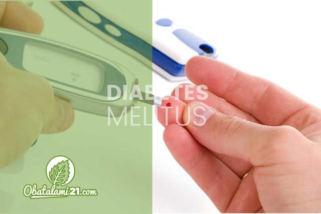 Obat Alami Penyakit Diabetes Melitus Paling Ampuh
