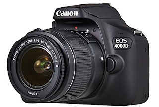 Canon DSLR Camera EOS 4000D