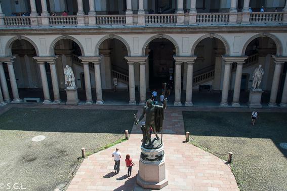 10+1 visitas imprescibdibles de Milan. Pinacoteca de Brera