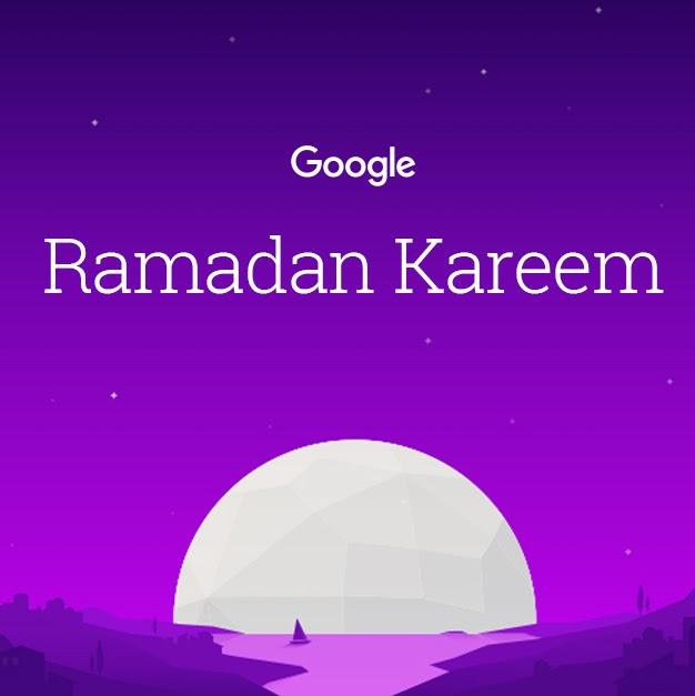 غوغل تطلق ثلاث خدمات جديدة ومميزة بمناسبة شهر رمضان 2018