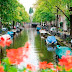 Menelusuri Keindahan Kanal-Kanal di Amsterdam, Belanda