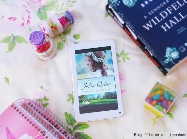 livros, romance, Julia-Quinn, Anne-Brontë