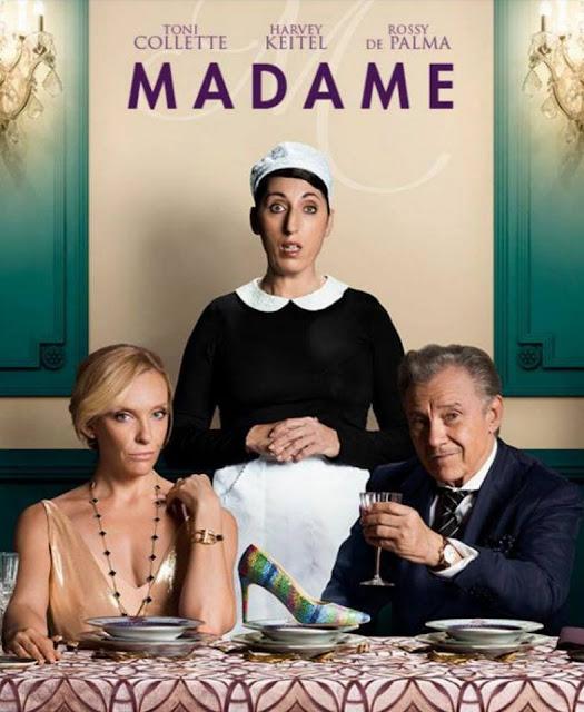 Comédia Francesa - Filme madame
