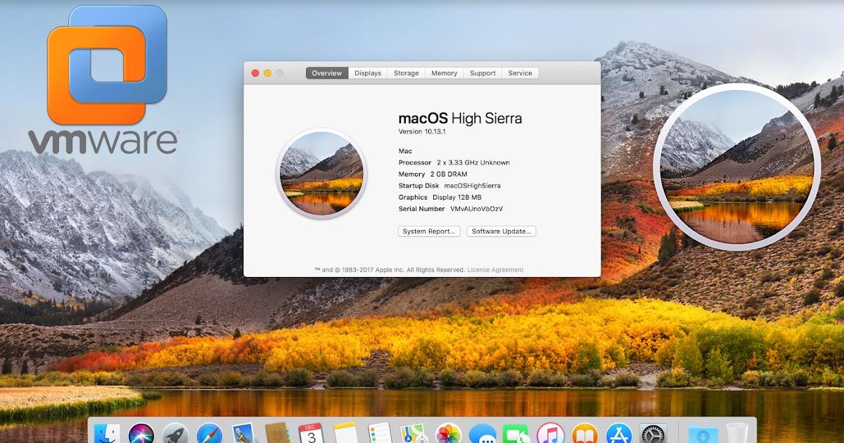 Mac os vmware image download