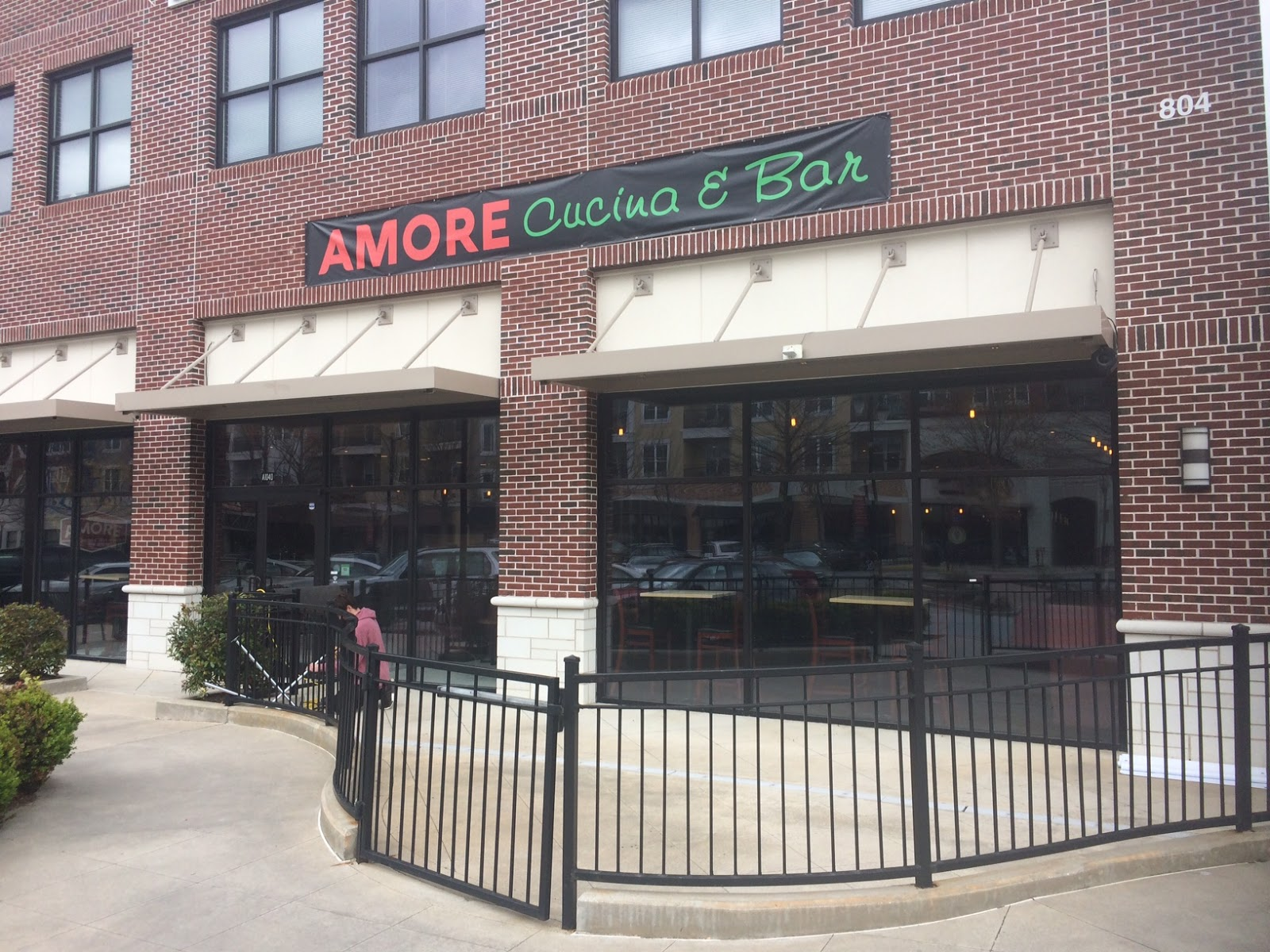 Amore Cucina Restaurant Wayne Nj Tomorrow S News Today Atlanta March 2018