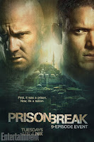 Quinta temporada de Prison Break