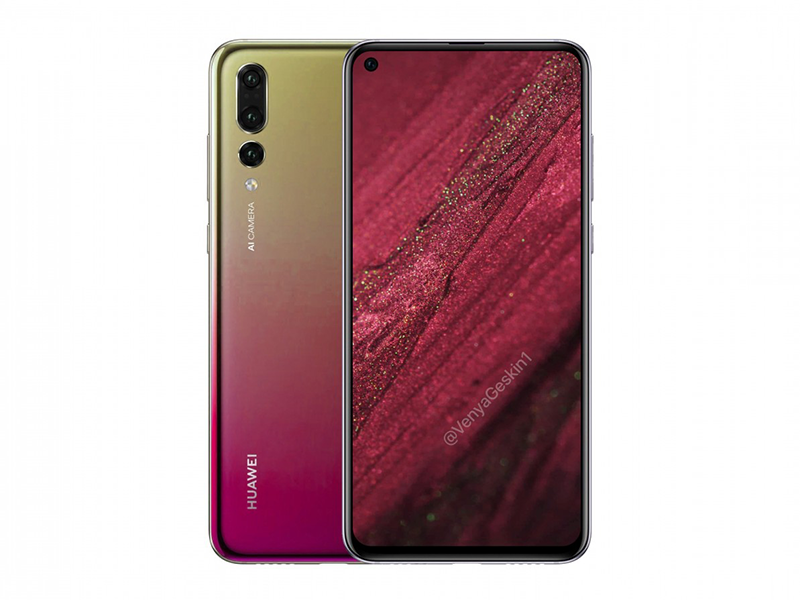 Alleged Huawei Nova 4 renders and images leaked!