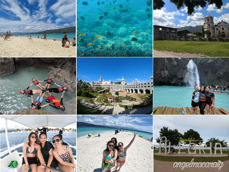 4D3N South Cebu Adventure Itinerary and Budget (Php 8K)