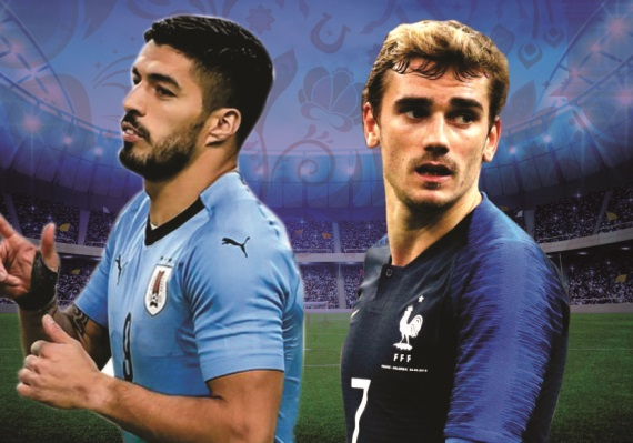 Uruguay vs France - Preview - World Cup 2018