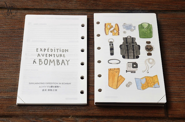 lv agenda page: bombay
