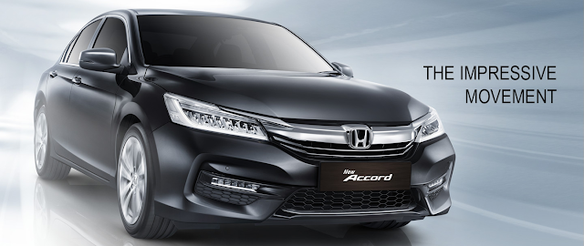 Spesifikasi Dan Harga Honda Accord Terbaru