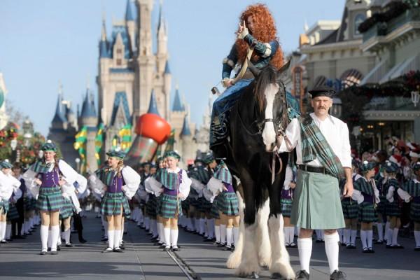 of the disney parks christmas day parade special - Disney Christmas Day Parade