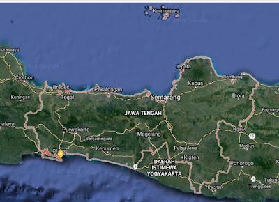 Peta Jawa Tengah Lengkap : 29 Kabupaten dan 6 Kota beserta Gambar