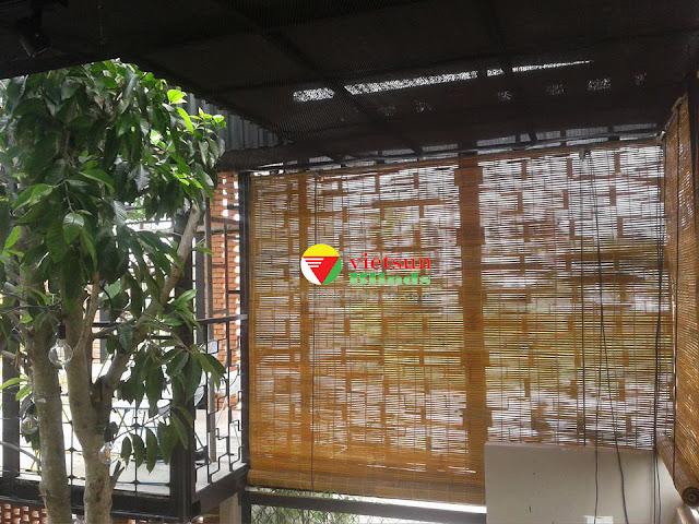 Nên tìm mua mành trúc che nắng tại những địa điểm uy tín.