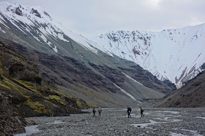 Three hikes in Skaftafell National Park