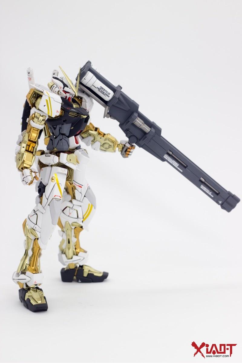 Custom Build: MG 1/100 Gundam Astray Gold Frame