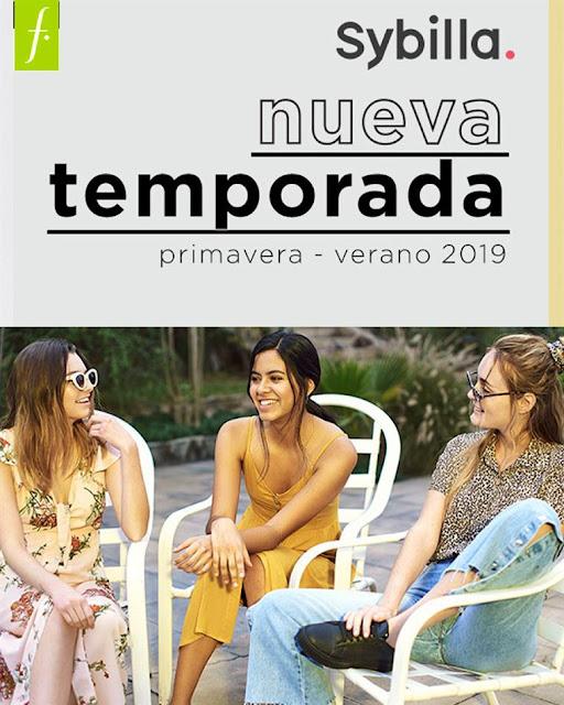 catalogo de Ropa Sybilla Primavera verano 2019