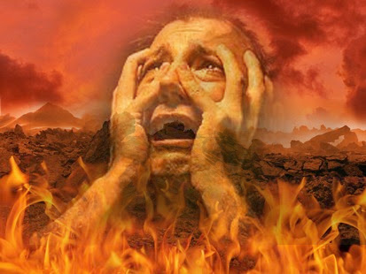 IS HELL OF THE ABSENCE GOD