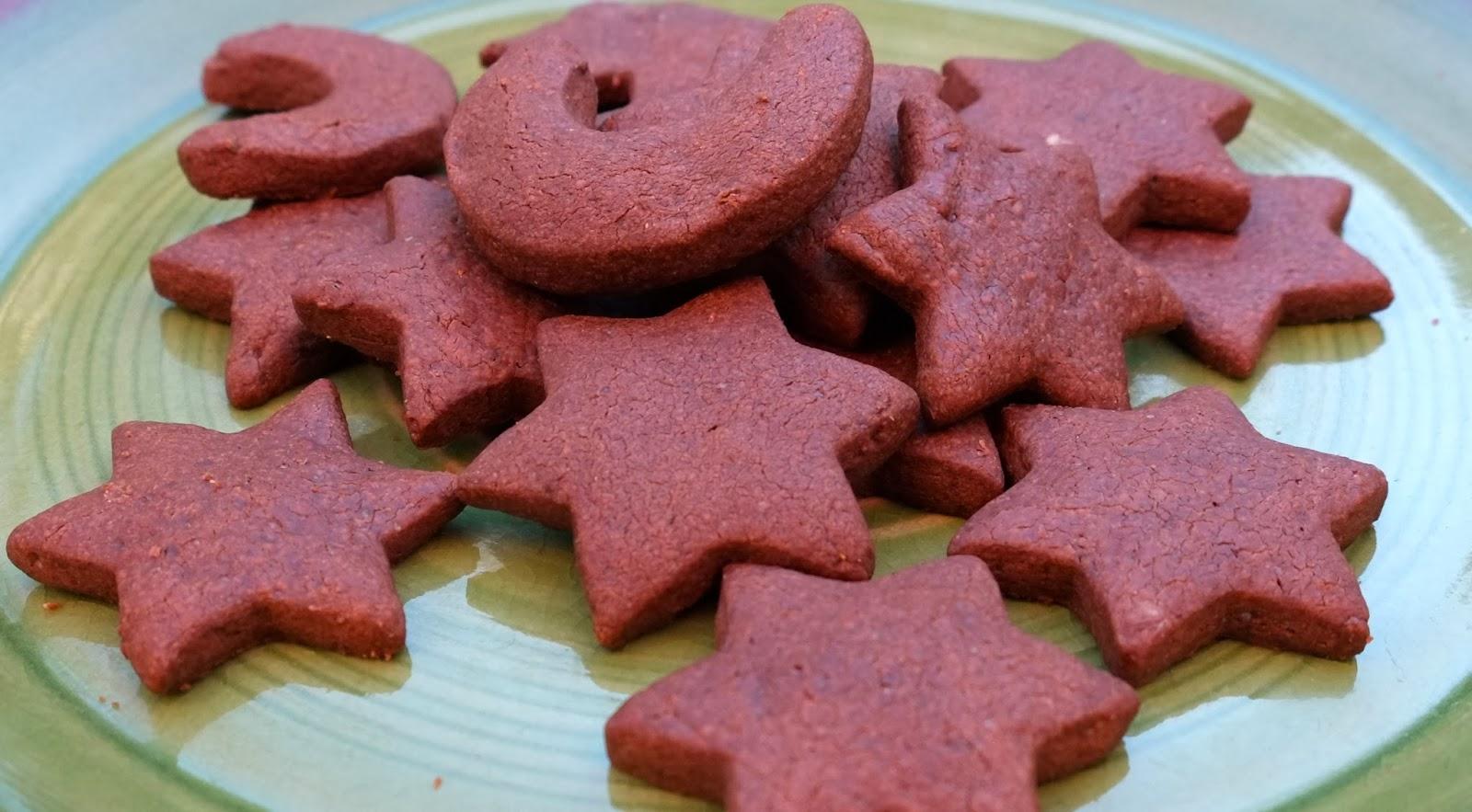 Weihnachtsplätzchen Zutaten.Phe Licious Himmlische Weihnachtsplätzchen