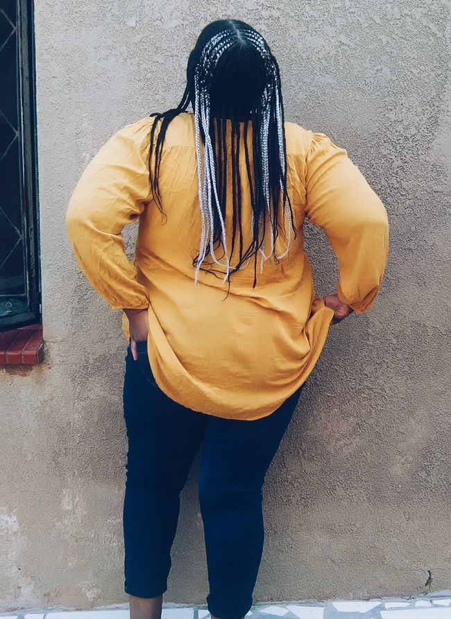 south african plus size blogger, plus size bohemian look,