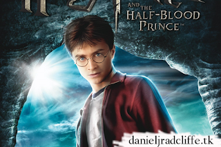 Harry Potter and the Half-Blood Prince video game artwork