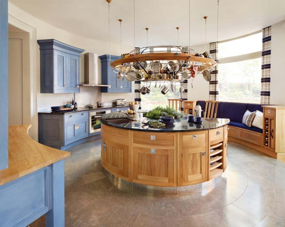Unique KITCHEN ISLANDS with Seating - Kitchen Design Ideas