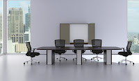 Cherryman Verde Boardroom Table