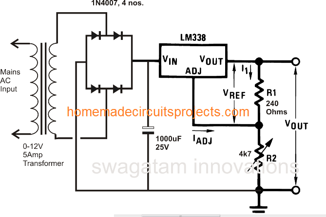 Designing Power Supply Circuit Simplest To The Most Complex