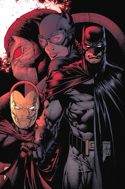 batman dc comics rebirth
