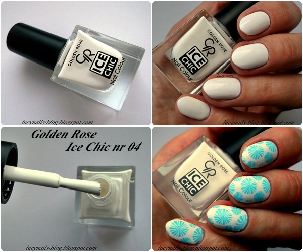 Golden Rose Ice Chic nr 04