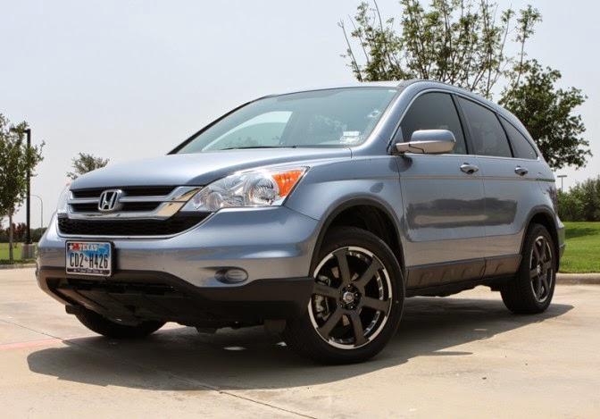 Galeri Modifikasi Mobil Honda CRV Terbaru