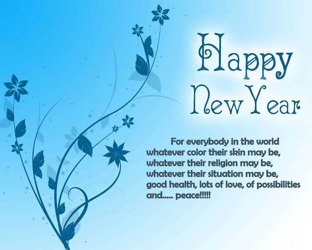 new year wishes image 2017