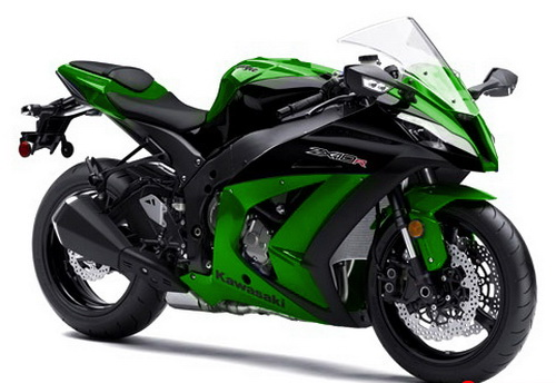 Kawasaki Ninja ZX10R 2013 Bikes
