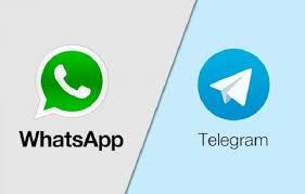 Telegram o whatsapp cual es mejor