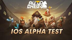 [Autochess Mobile] Ra mắt phiên bản thử nghiệm cho iOS - đáp lại sự mong chờ của bao người chơi!