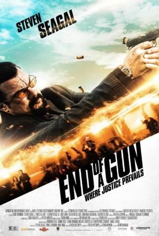 End of a Gun [2016] [DVDR] [NTSC] [Latino]