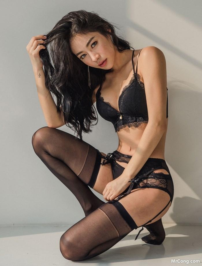 Image Korean-Model-An-Seo-Rin-012018-MrCong.com-006 in post Người đẹp An Seo Rin trong bộ ảnh nội y tháng 01/2018 (153 ảnh)