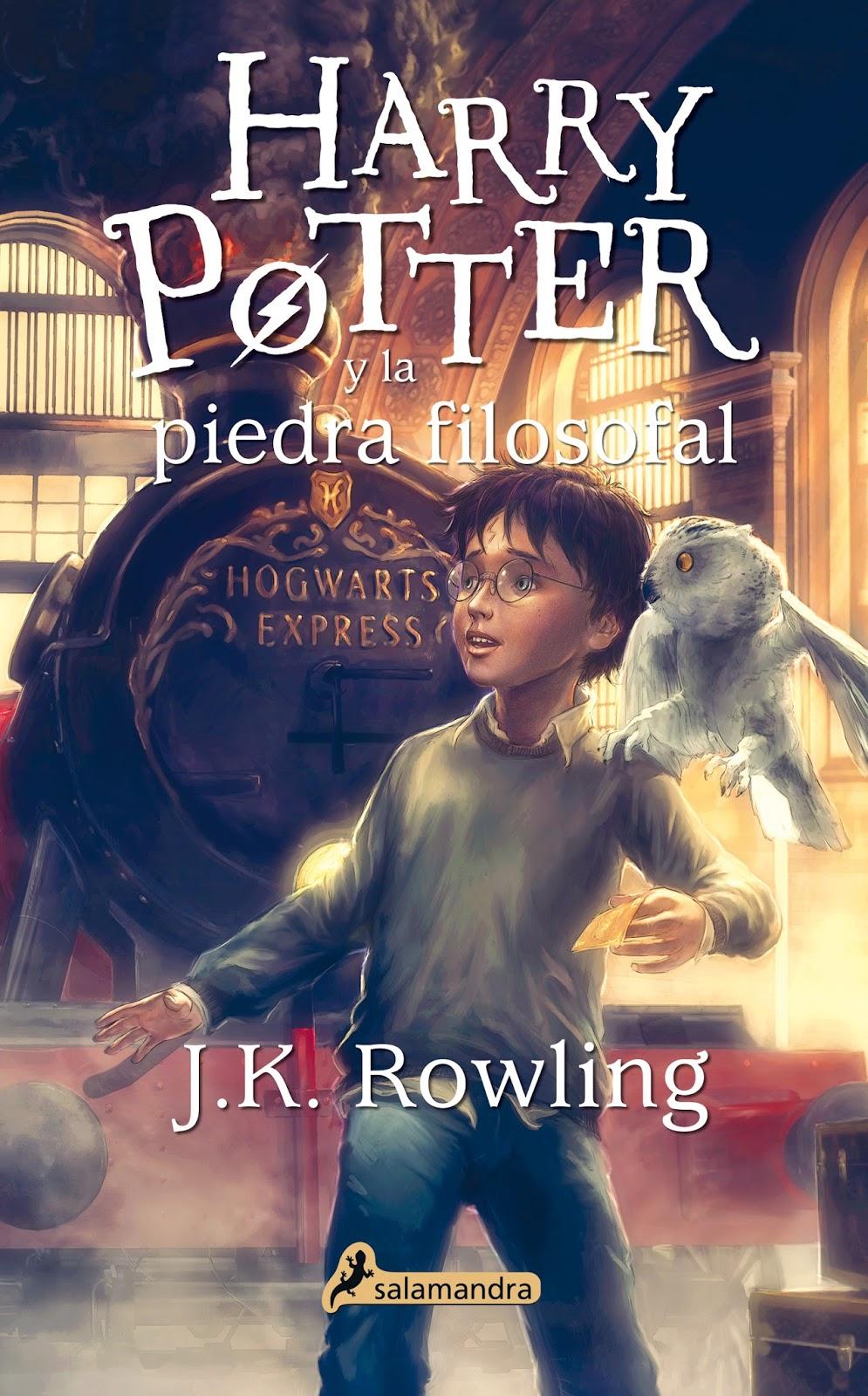 Reseña: Harry Potter y la piedra filosofal