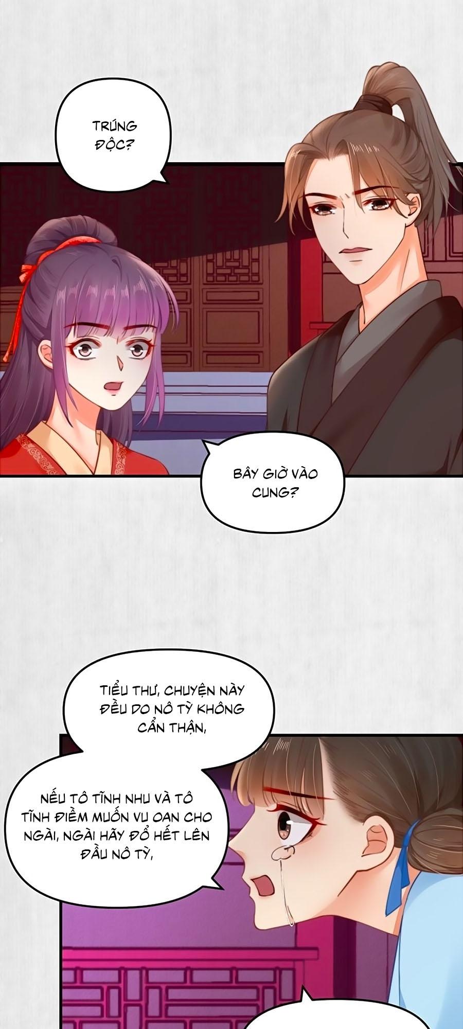 Hoạn Phi Hoàn Triều Chapter 55 - Trang 27