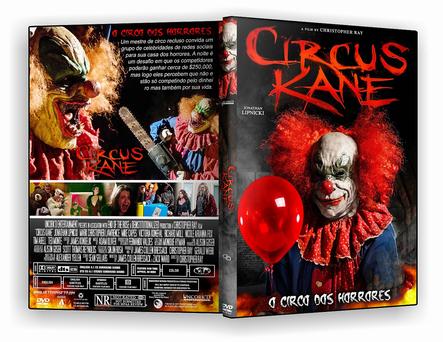 CAPA DVD – CIRCUS KANE.O CIRCO DOS HORRORES – ISO