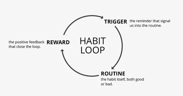 Idea for today: The Power of Habit #1 The Habit Loop (or How Habits Work)