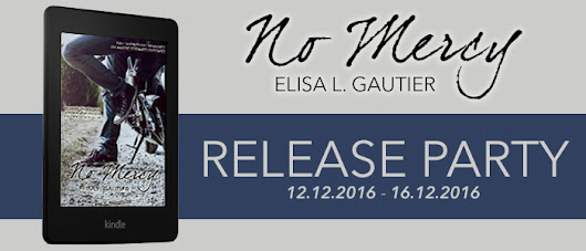 "2ª Tappa Release Party ""No Mercy"" di Elisa L. Gautier 