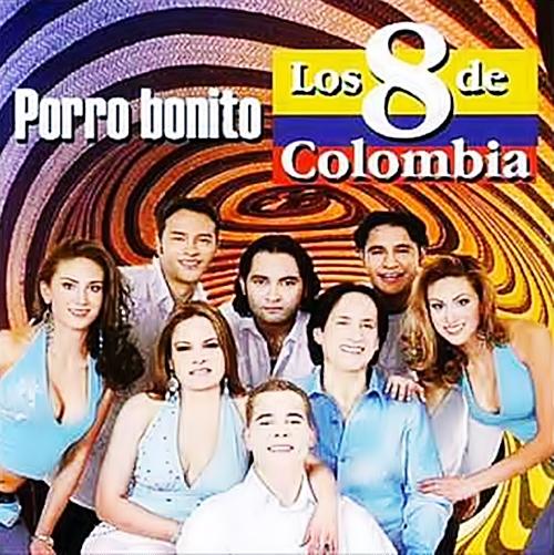 Lyrics de Los Ocho De Colombia