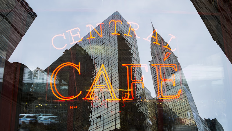 Central Cafe in New York