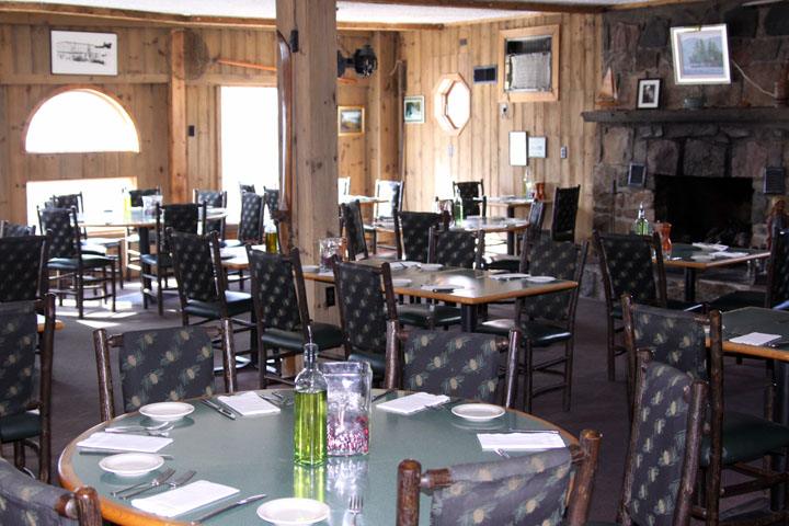 Bolton Landing Ny Dining Room Hy Hour In The High Peaks Frederick S Restaurant And Lounge