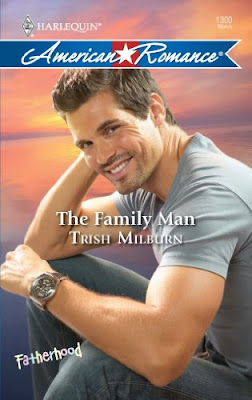 Book Review: Family Man, by Trish Milburn, 3 stars